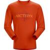 Arc'teryx M's Maple LS T-Shirt Iron Oxide